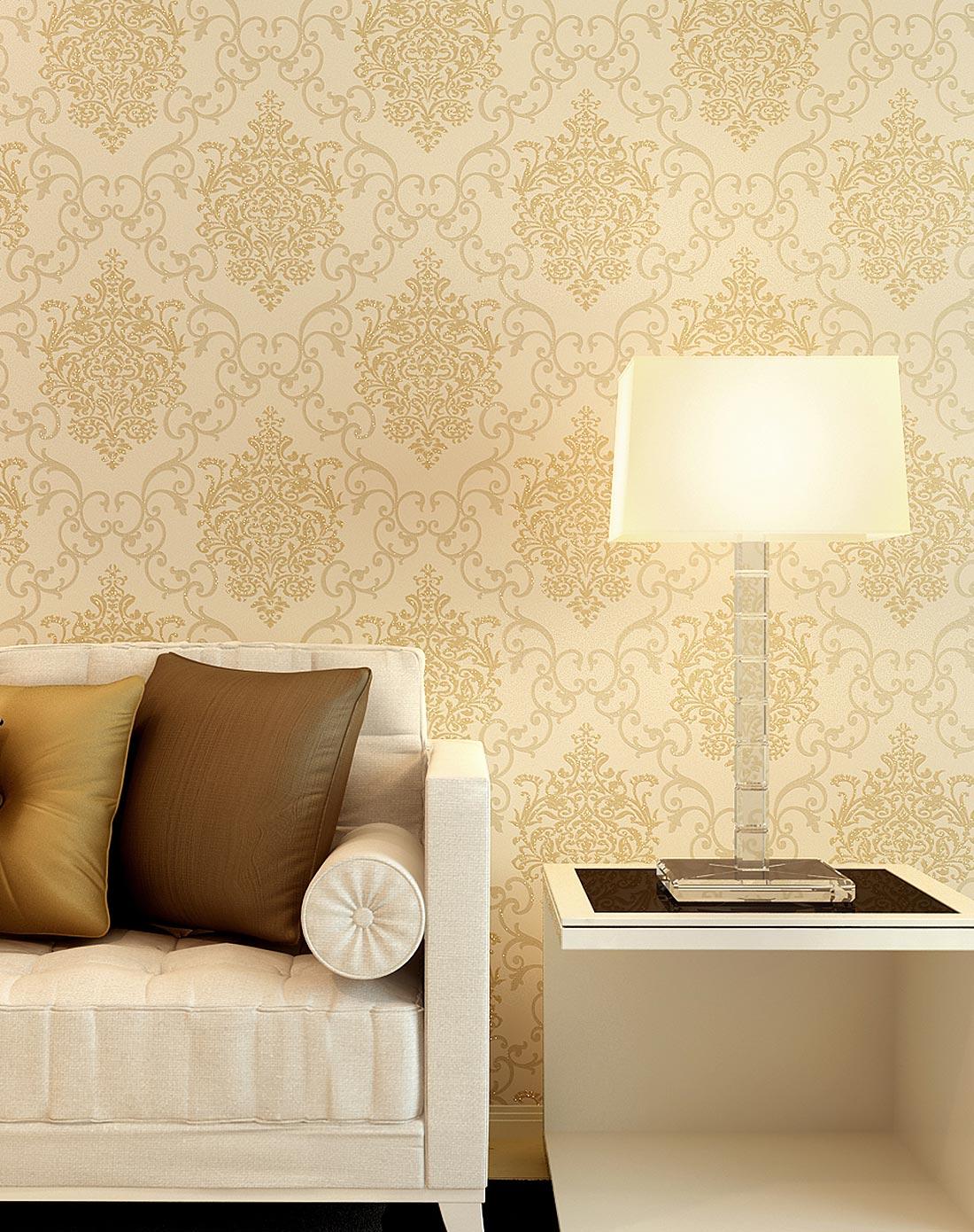 室内装修三种撕墙纸的小技巧