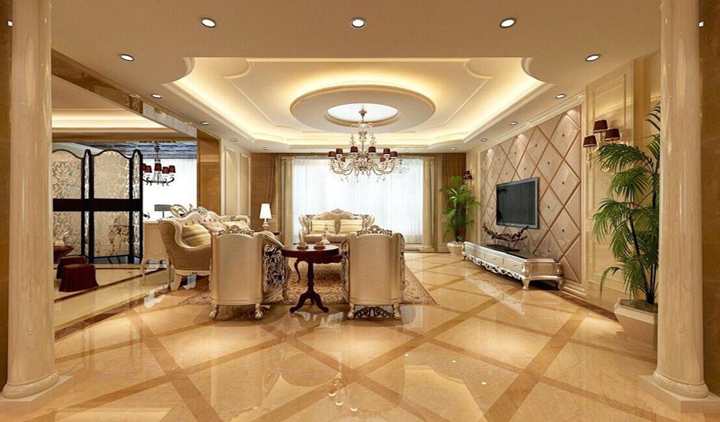 别墅现代装饰设计欣赏图