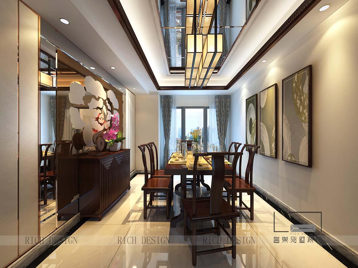 中式别墅装潢风格效果图_第1页_广东装修公司排名
