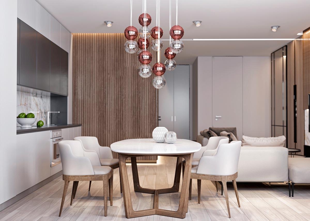 简约别墅装饰设计,展现生活的舒适感与品质感