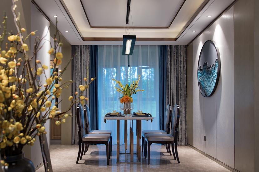 中式别墅装修风格,营造雅致舒适的东方禅意