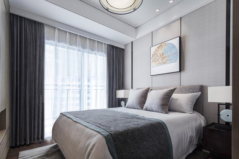 阳台应该怎么装修成小卧室?——深圳装修公司图片